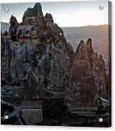 Sunrise Over Cappadocia Acrylic Print