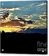 Sunrise Over Sedona Az Acrylic Print