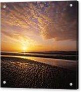 Sunrise, Sandymount Strand Dun Acrylic Print