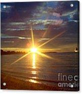 Sunrise Sunset Acrylic Print