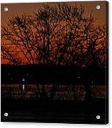 Sunrise Vi Acrylic Print