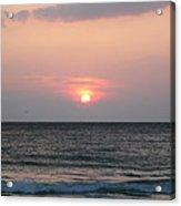 Sunset - Florida Style Acrylic Print