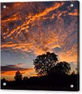 Sunset 07 26 12 Acrylic Print