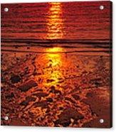 Sunset 4 Acrylic Print