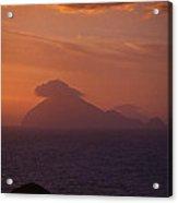 Sunset Iv Acrylic Print