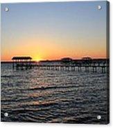 Sunset Over St Johns Acrylic Print