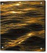 Sunset Reflections Acrylic Print by Dustin K Ryan