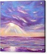Sunset Spectacular Acrylic Print