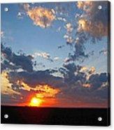 Sunset Supreem Acrylic Print