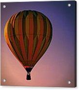 Sunset Tranquility  Acrylic Print