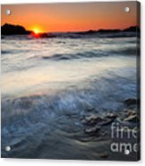 Sunset Uncovered Acrylic Print