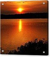 Sunset Xvi Acrylic Print