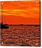 Sunset Xxii Acrylic Print