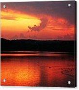 Sunset Xxxii Acrylic Print