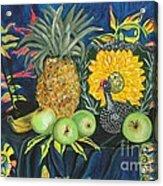 Sunshine Cloth Sunshine Pot Acrylic Print