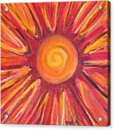 Sunshine Art Print By Paintings By Gretzky