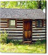 Sunshine On The Little Cabin Acrylic Print