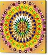 Sunshine Sunflower Acrylic Print