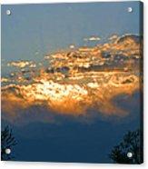 Supreem Sunset I Acrylic Print