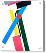 Suprematism Acrylic Print