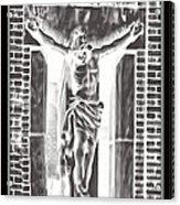 Supreme Sacrifice Acrylic Print