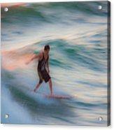 surfin' USA Acrylic Print