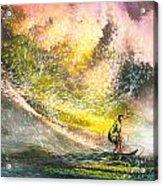 Surfscape 02 Acrylic Print