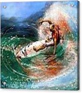 Surfscape 03 Acrylic Print