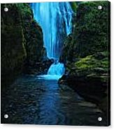 Susan Creek Falls Acrylic Print