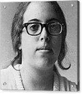 Susan E. Saxe Was A 1970s Radical Acrylic Print