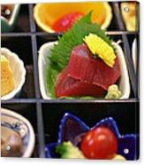 Sushi Art Acrylic Print
