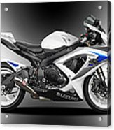 Suzuki Gsxr Acrylic Print
