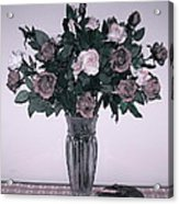 Sweet Valentine Bouquet  Acrylic Print