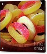 Sweeter Candys Acrylic Print