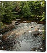 Swift River Acrylic Print