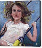 Swing Acrylic Print