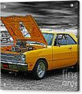 Swinger Muscle Car Acrylic Print
