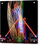 Swinging High  Swinging Low Acrylic Print