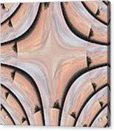 Swirled Sky Acrylic Print