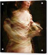 Swirling Acrylic Print