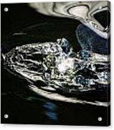 Swirling Water Acrylic Print