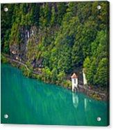 Switzerland - Lake Acrylic Print