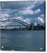 Sydney Harbor Australia Acrylic Print