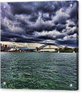 Sydney Symphony Acrylic Print