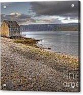 Syltefjord Acrylic Print
