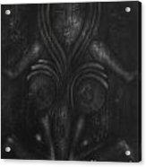 Symbol Acrylic Print