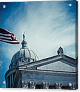 Symbol Of Freedom Acrylic Print