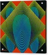 Symmetrica 189 Acrylic Print