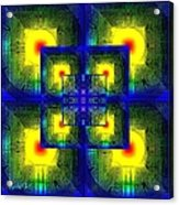 Symmetrica 191 Acrylic Print
