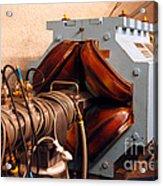 Synchrotron Alignment Magnet Acrylic Print